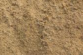 Loosened sand close-up — Stock Photo
