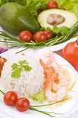 Healthy dietary food — Stock Photo