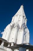 Kyrkan av kristi himmelsfärd i kolomenskoye, moskva, ryssland — Stockfoto