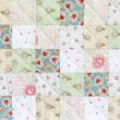 Stock Photo: Patchwork Quilt pattern