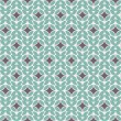 Seamless pattern in blue — Stockvectorbeeld