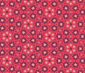 Seamless pattern in red — Stock Vector