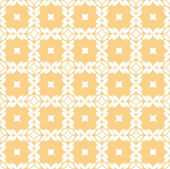 Seamless pattern with geometric shapes — Stock Vector