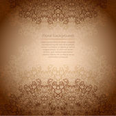 Lace abstract background — Stock Vector