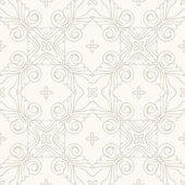 Vintage seamless pattern — Vecteur