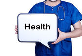 Medical doctor healthcare — Stock Photo