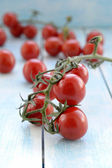 Cherry tomatoes — Stock fotografie