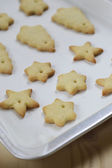 Christmas cookies — Foto Stock
