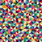 Wzór geometryczny — Wektor stockowy