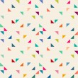 Seamless geometric pattern — Vector de stock #36823497