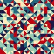 Seamless geometric pattern — Vector de stock #38766769