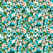 бесшовные геометрический рисунок — Cтоковый вектор