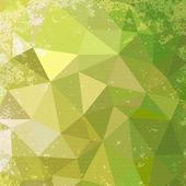 Geometrik arka plan — Stok Vektör