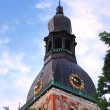 Dome church in Riga, Latvia — Stock Photo