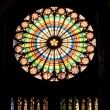 crurch window — Stock Photo