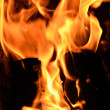 Fire abstract background — Stock Photo #32822749