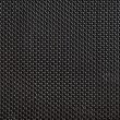 Stock Photo: Wattled black fabrick texture