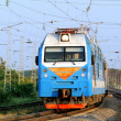 Stock Photo: Passenger train
