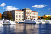 National Museum Stockholm city. Sweden — Stock Photo