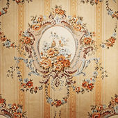 Retro wallpaper texture — Stock Photo