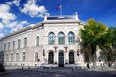 Edificio storico a riga, lettonia — Foto Stock