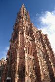 哥特式大教堂 — 图库照片
