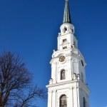 Old historic church building in Riga, Latvia — Stock Photo #32830169