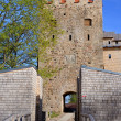 Sigulda castle — Stock Photo