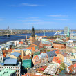Stock Photo: General view on Riga, Latvia