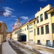Stock Photo: Vilnius old town part