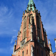 Gertrudes church in Riga, Latvia — Foto Stock