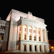 Latvian National Opera in Riga — Stock Photo