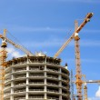 New building construction — Stock Photo #32832879