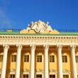 Old historic building in Saint Petersburg — Foto Stock #32835349