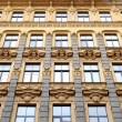 Building in jugendstyle (Art Nouveau) — Stock Photo