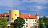 拉脱维亚总统宫殿 — 图库照片