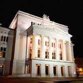 Opera nazionale lettone di riga — Foto Stock