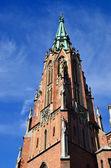 在里加,拉脱维亚内应教会 — 图库照片