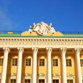 Old historic building in Saint Petersburg — Stock Photo