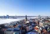 拉脱维亚里加市 — 图库照片