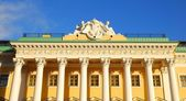 Old historic building in Saint Petersburg — Foto Stock