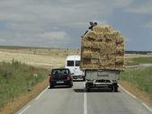 Estradas de marrocos. — Foto Stock