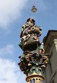 "Bern. Fountain ""Eater children."" — Stock Photo"