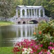 Marble Bridge. Catherine Park. Tsarskoye Selo — Stock Photo