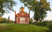 Andrianov. Russia. Church of the Trinity. — Stock Photo