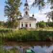 ������, ������: Kobona Leningrad region Russia Church of St Nicholas
