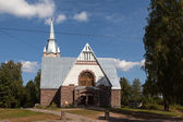 Lutheran Church Melnikovo. Leningrad region. — Stock Photo
