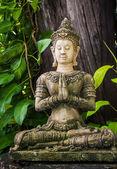 Imagem de escultura tailandesa — Foto Stock