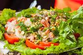 Salada tailandesa de vestir — Foto Stock