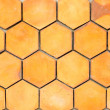 Seamless pattern of honeycomb — Stock Photo #46063129